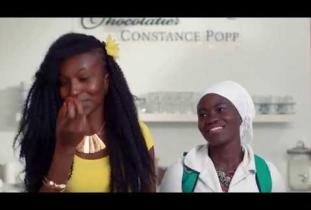 Profile on Chocolatier Constance Popp by Zulubot Productions