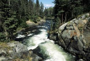 Grass River Provincial Park