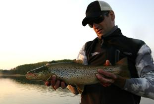 Stillwater Fly Fishing Manitoba guide