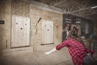Bad Axe Throwing Coach