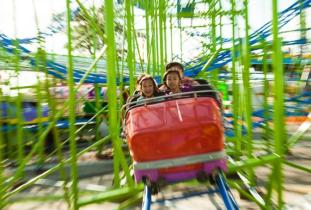 Blitzer Roller Coaster