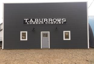 2017 T.A. Burrows Building