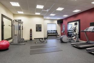Homewood Exercise Room