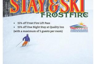Stay & Ski - Frost Fire