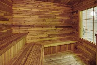 Thompson Inn & Suites Sauna