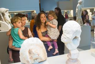 Family Fun at the WAG