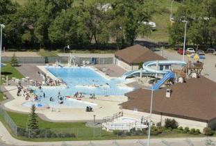 Winkler Aquatic Centre