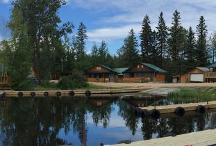 Wekusko Falls Fishing Lodge