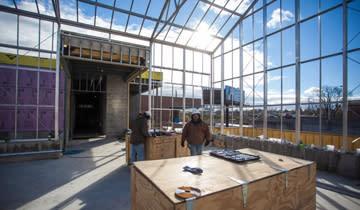 Grand Rapids Building Construction
