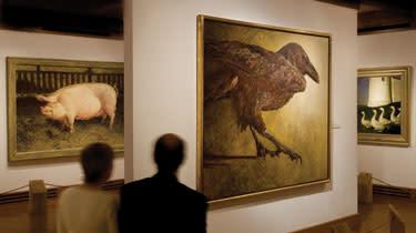 Brandywine River Museum of Art - Wyeth Gallery