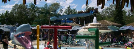 Lilac Resort RV Lodging And Water Park