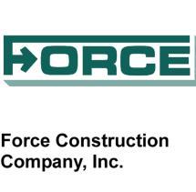 Force Construction Logo - Taste Sponsor