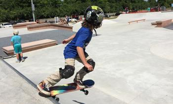 Coffman Skate Park