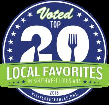Vote for your favorite restaurants in Top 20!