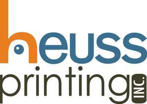 Heuss Printing logo