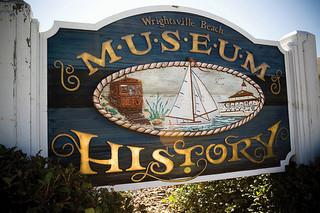 WB Museum Sign