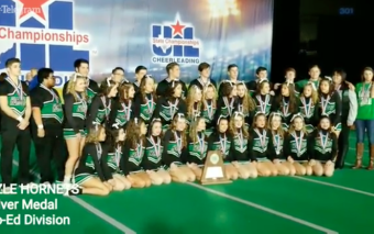 UIL Cheer Team