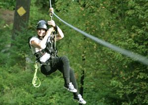 Still not sure what to do this Valentine's Day Be Adventurous Canopy Tours Northwest