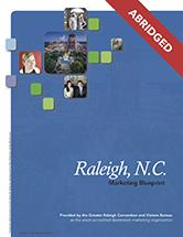 Dcis research on tourism stakeholders in wake county grcvb brand manual cover grcvb marketing blueprint cover visual identity malvernweather Gallery