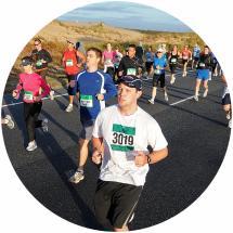 Copy of Marathon Running