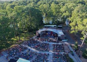 Greenfield Lake Ampitheater
