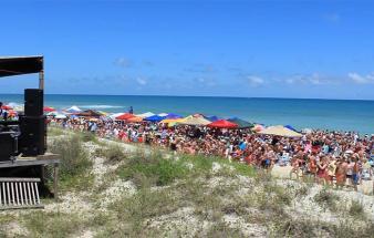 Carolina Beach Music Festival - small