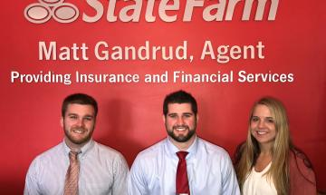 Ribbon Cutting: State Farm Insurance - Matt Gandrud