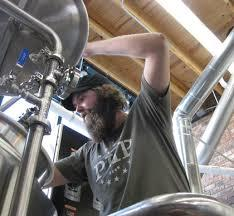 Joe Mohrfeld, Head Brewer at Pinthouse Pizza
