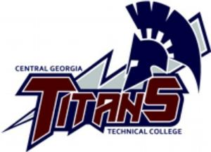 Central Georgia Technical College Titans logo