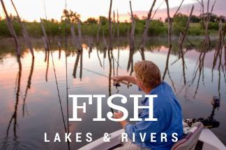 Fish Kansas Lakes & Rivers