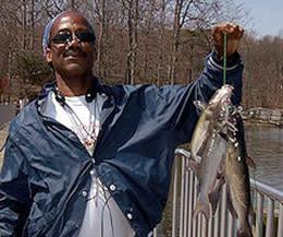 Great Falls: Fishing