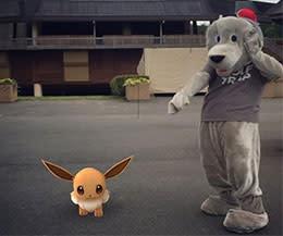 Wolf Trap Pokemon Go