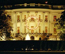 White House - Christmas