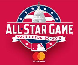 2018 Major League Baseball All Star Game Logo