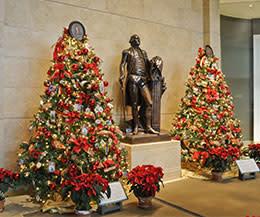 """A """"Washington"""" Christmas"""