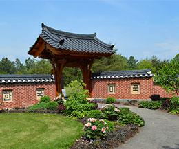 Korean Bell Garden: Celebrating Nature