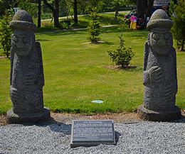 Korean Bell Garden: Symbolism