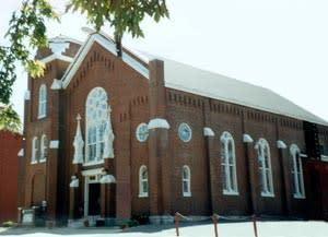 East Second Street Christian Church