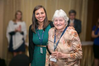 Ruth Jones, Gail V. Sterrett Marketing Award Winner
