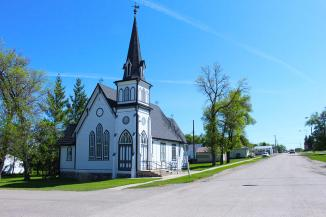 Holland, Manitoba