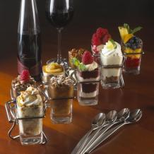 Dessert Shooters at Seasons 52