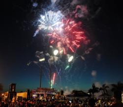 Punta Gorda Fireworks