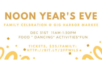 Noon Year's Eve 2016