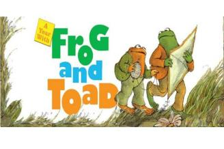 Frog and Toad at TMP