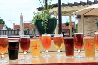 Happy Hour at The Lone Girl - Tue-Thu 3-6 p.m.