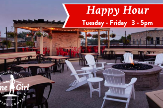 Happy Hour at The Lone Girl - Tue-Fri, 3-5 p.m.
