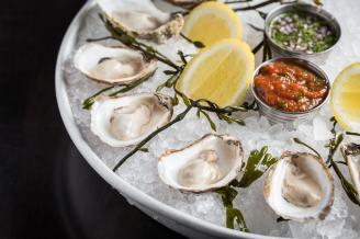 Oyster Happy Hour at The Edgewater