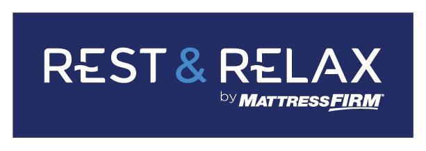 Rest & Relax - Mattress Firm Logo