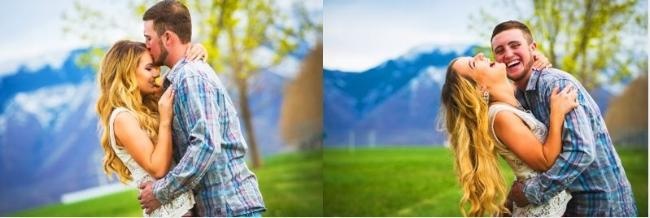 Spanish Fork Engagement Kyliee Elizabeth Photography