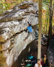 Triple Crown Bouldering Series